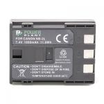 Аккумулятор PowerPlant Canon NB-2LH, NB-2L 1600mAh