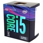 Процессор Intel Core i5 8400 2,8GHz 9Mb 6/6 Core Coffe Lake Tray 65W FCLGA1151