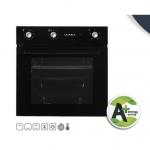 Духовка электрическая встраиваемая LUXELL А6-SF2 (черная)