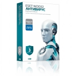 Антивирус ESET NOD32 Platinum Edition - лицензия на 2 года на 3ПК