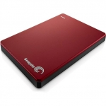 Внешний жесткий диск Seagate Backup Plus Slim, 2 TB, красный