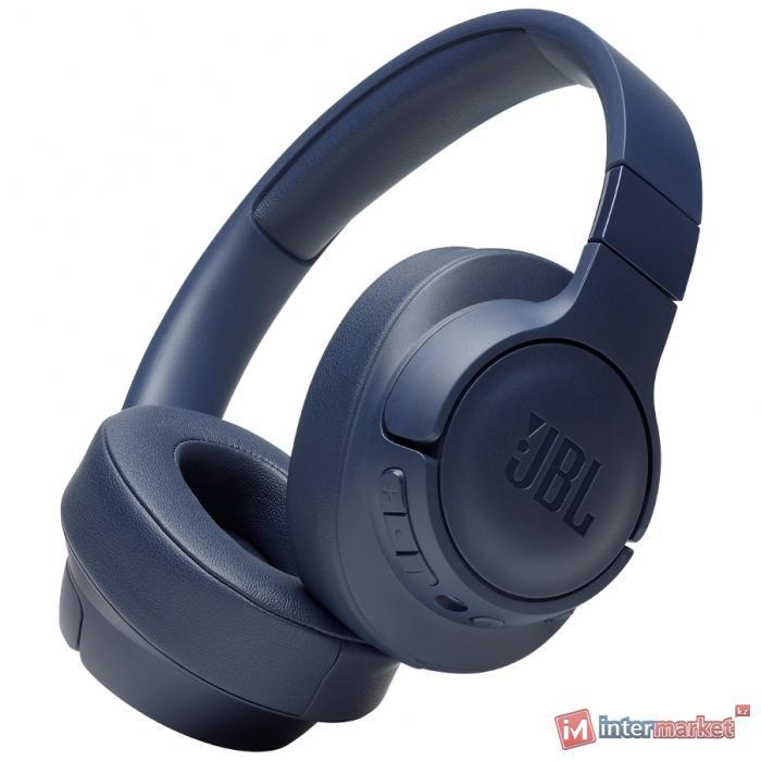 Беспроводные наушники JBL Tune 750BTNC, blue JBLT750BTNCBLU