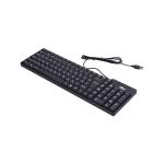 Клавиатура проводная Ritmix RKB-100