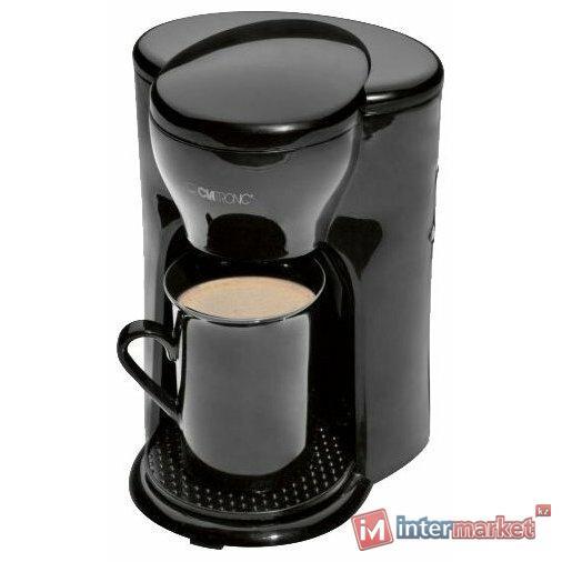 Кофеварка Clatronic KA3356 черный