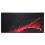 Коврик для компьютерной мыши, HyperX, HX-MPFS-S-XL, HyperX FURY S Pro Gaming Speed Edition (Extra Large), 900x420x4 мм, Тканевый гибкий, Гладкая поверхность, Чёрный