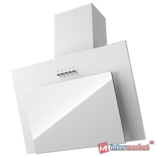 Каминная вытяжка Kronasteel ELMA 600 white PB
