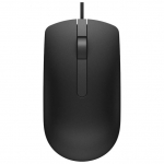 Мышь DELL MS116 Black USB