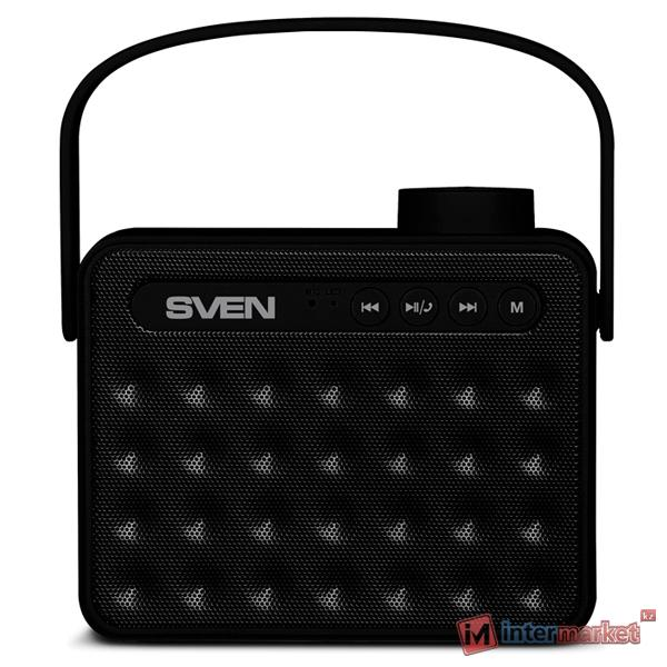 Портативная колонка Sven / PS-72 (Black)