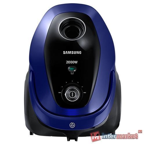 Пылесос Samsung VC20M251AWB/EV, синий