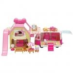 Автофургон с домом Hello Kitty (290524)